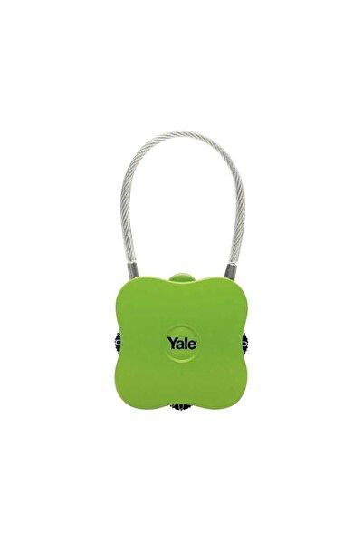 Yale Yeşil Yp4/41/350/1g Yuvarlak Köşeli Asma Kilit