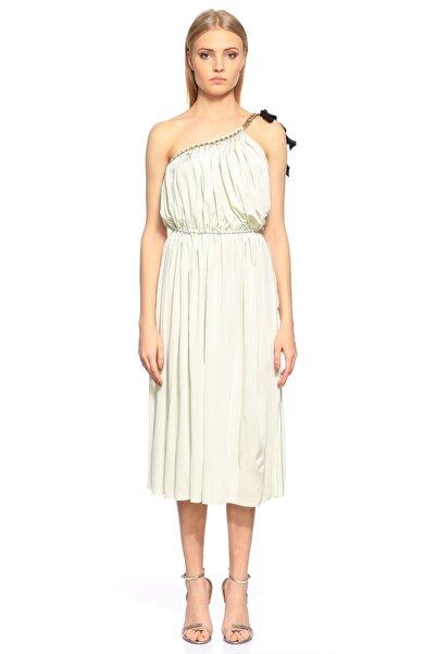 Lanvin Derin Yırtmaçlı Elbise