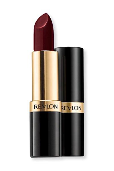 Revlon Super Lustrous Matte Lipstick Seductive Sienna Ruj -dumanlı Gül 015