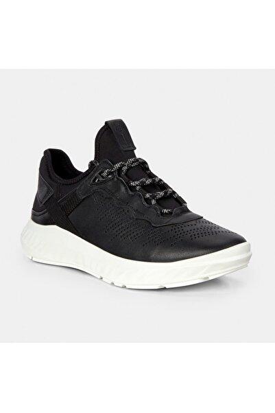 Ecco Kadın Siyah Lite Sneaker 83731351052 St.1 W