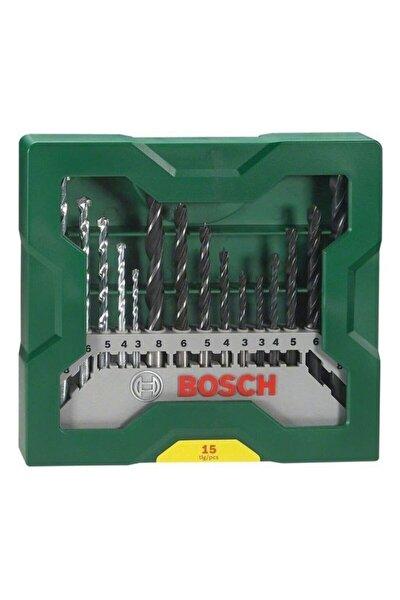 Bosch Matkap Ucu Seti X-line Mini 15 Parça