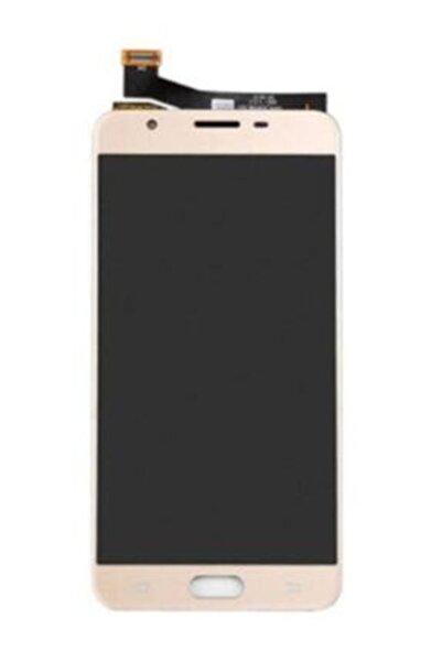 PROTECH Samsung G610f J7 Prime Uyumlu Gold Samsung G610f J7 Prime Lcd Gold Ekran