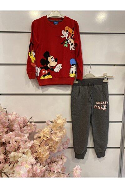 Mickey Mouse Mıckey Mouse Çocuk Takım