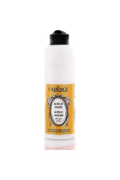 Cadence Su Bazlı Mat Vernik 500 ml