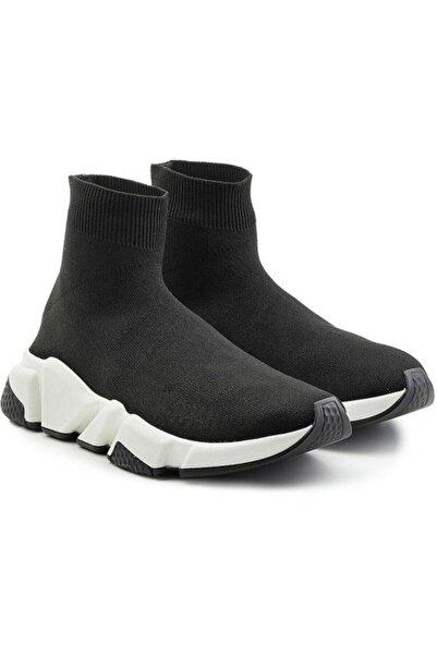 Sivarro William Siyah Beyaz Sneaker Ayakkabı
