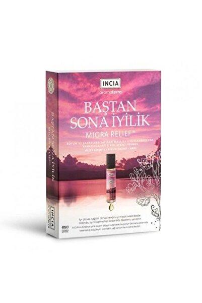 Incia Migra Relief Baştan Sona Iyilik 10 ml