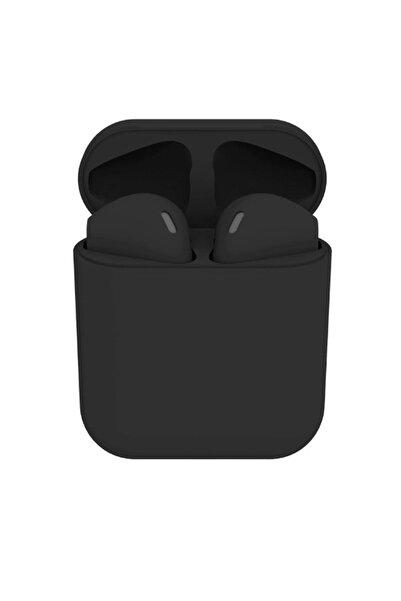 Gomax I12 Dokunmatik Bluetooth Kulaklık Siyah