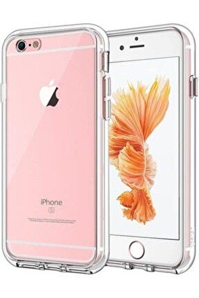 Iphone 6 / 6s Şeffaf Silikon Kapak Kılıf