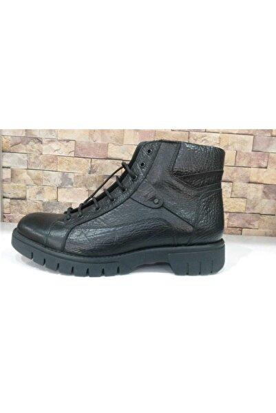 PUNTO Erkek Ayakkabı -Siyah