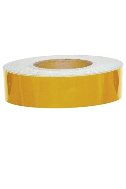 ModaCar Sarı 4 cm x 2,5 mt Fosfor Şerit 425327