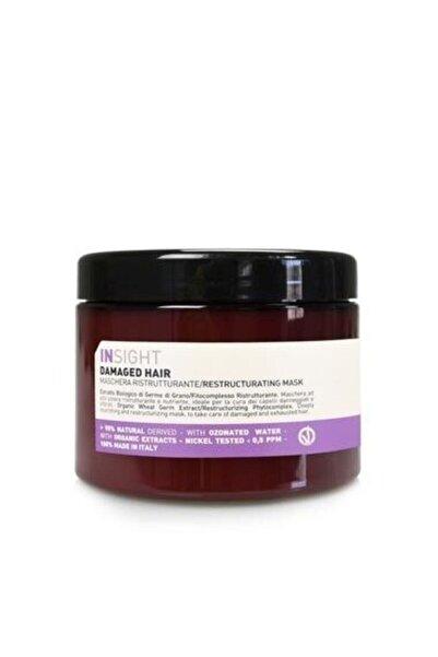 Insight Damaged Hair Restructurating Maske 500ml 8029352353581