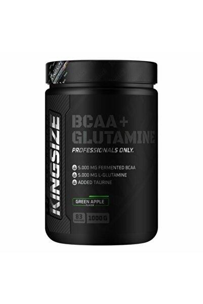 Kingsize Nutrition Bcaa + Glutamine Powder 1000 Gr - Karpuz
