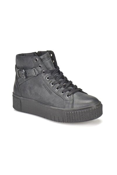Dockers By Gerli Kadın Siyah Sneaker Ayakkabı
