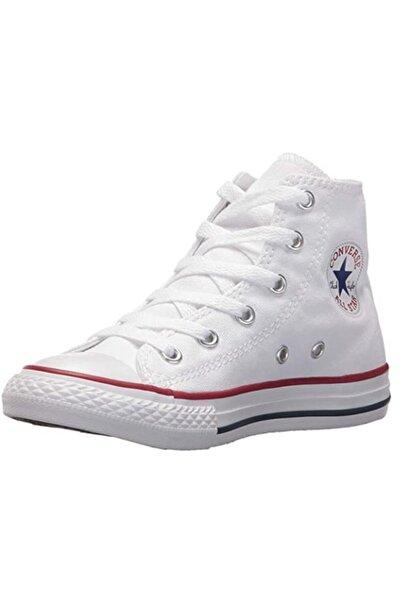 converse Chuck Taylor Unisex Çocuk Beyaz Ayakkabı 3j253
