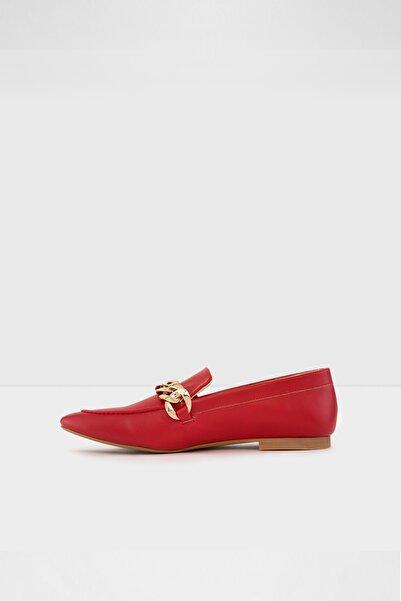 Aldo Kadın Kırmızı Oxford Ayakkabı