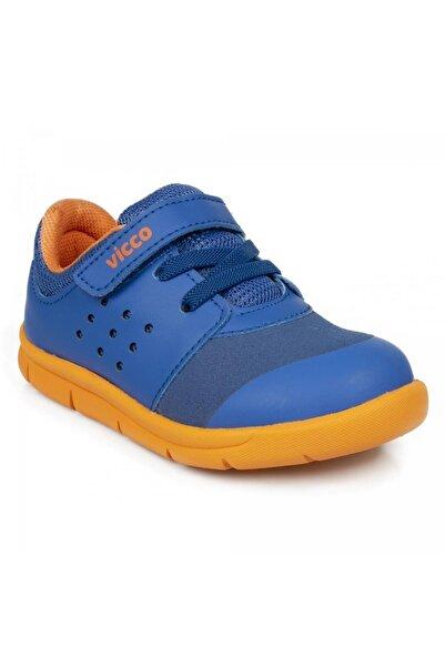 Vicco Erkek Çocuk Mavi 346.b20k.153bebe Phylon  Ayakkabı