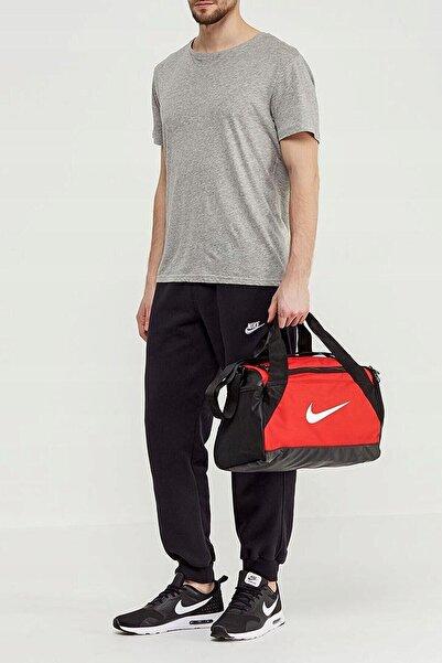 Nike Unisex Kırmızı Spor Ve Seyehat Çantası Nk Brsla Xs Duff Ba5432-657