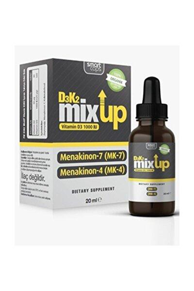 Smartcaps Organik D3k2 Vitamin 20 Ml Organik Sertifikalı,