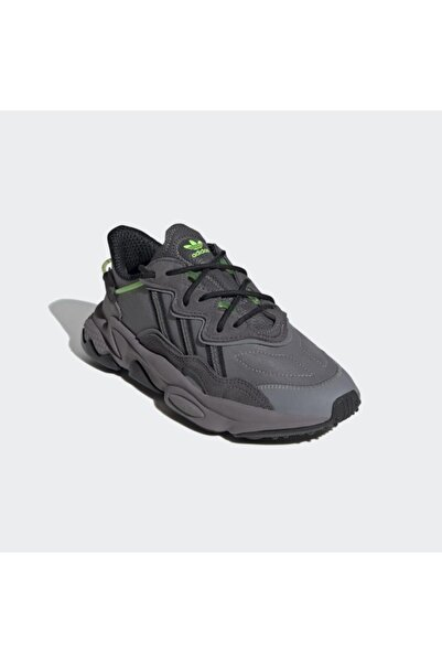 adidas Kadın Spor Ayakkabı Gri Ozweego Fx5186