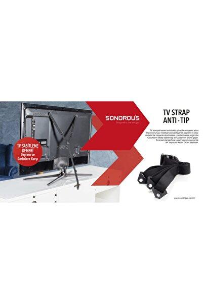 Sonorous Tv Sabitleme Güvenlik Kemeri Tv Strap