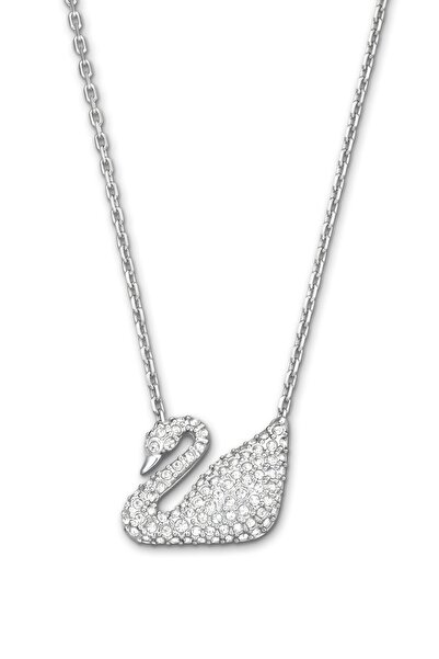 Swarovski Kolye Swan:necklace Cry/rhs 5007735