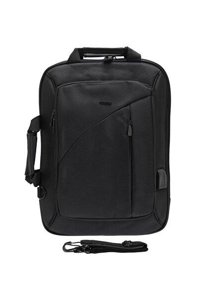 ÇÇS Unisex Siyah  Laptop & Evrak Çantası 51240