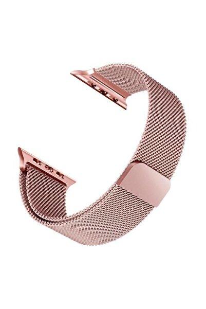 MAXCOM Apple Watch 42mm/44mm Milanese Loop Kordon Rose Gold
