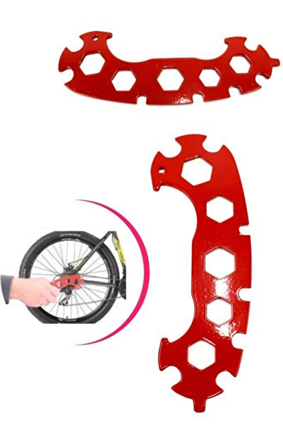 firsatgeldi Bisiklet Anahtarı, Bisiklet Tamir Somun Anahtarı Hepsi Bir Arada
