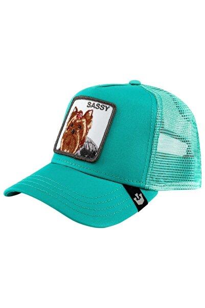 Goorin Bros Unisex Yeşil Sassy Lady Şapka
