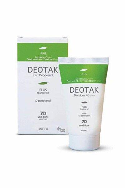 Deotak Krem Deodorant Plus