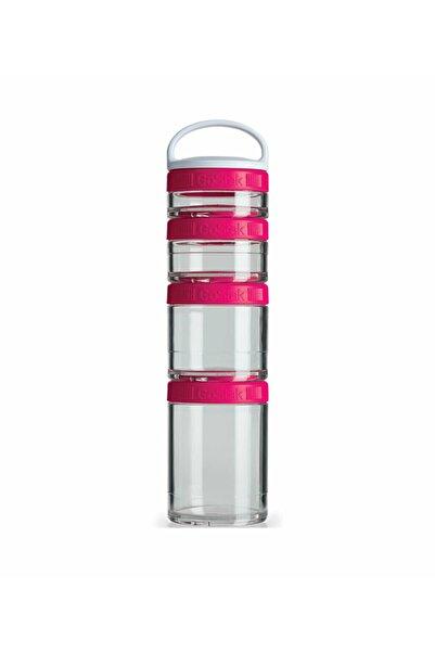 Blender Bottle Pembe Renk Gostak Kap  350 ml