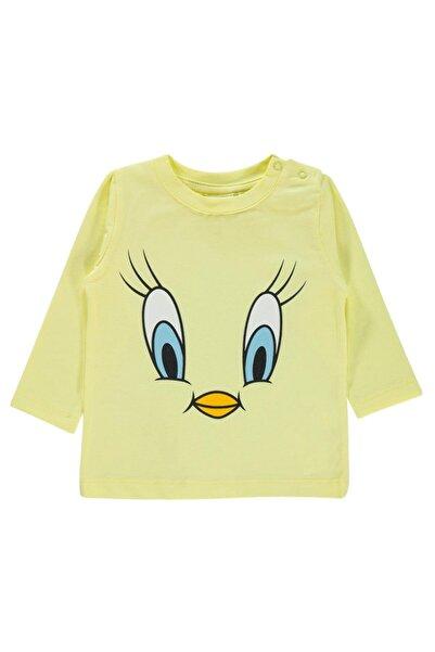 TWEETY Kız Bebek Sweatshirt