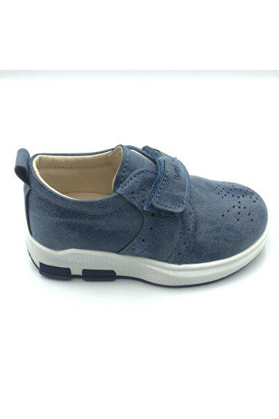Vicco Erkek Bebe Mavi Klasik Ayakkabı