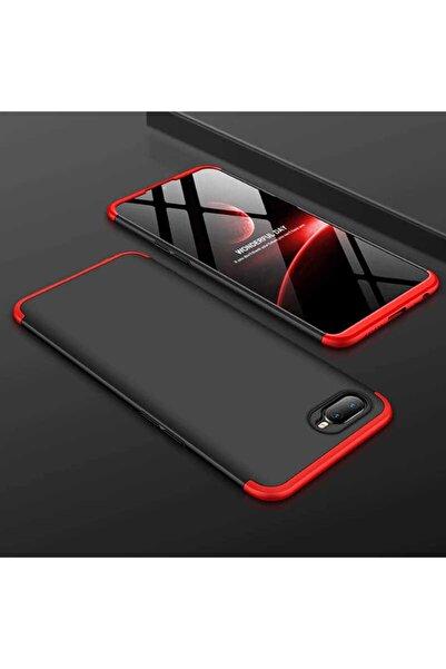 Oppo Rx17 Neo Kılıf 360 Model 3 Parça Tam Koruma Ays Kapak