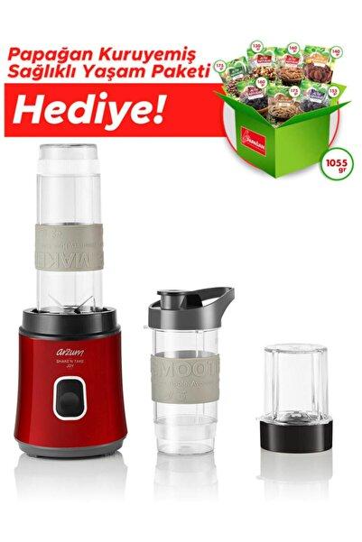 Arzum Shake'n Take Joy Personal Blender Pomegranate Hediyeli Ar1101-n