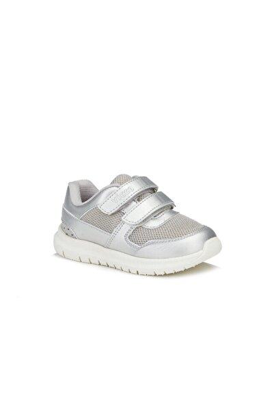Vicco Unisex Bebek Gümüş Solo Ilk Adım Phylon Spor Ayakkabı