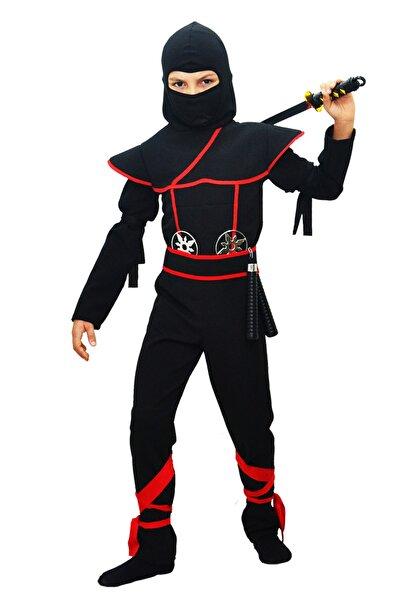 Herkese Kostüm Gizli Ninja Kostümü