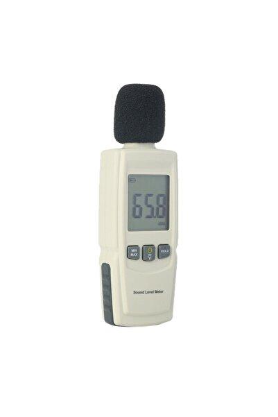 Techmaster Desibelmetre Ses Seviyesi Desibel Ölçer 30 ~ 130dba Arası Ölçüm