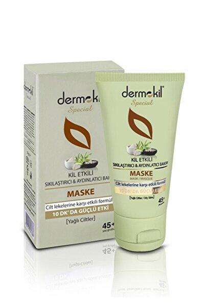 Dermokil Maske 45+yaş 50ml Yağlı Ciltler