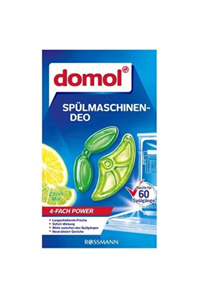 DOMOL Limon Kokulu Bulaşık Makinesi Kokusu 8 ml