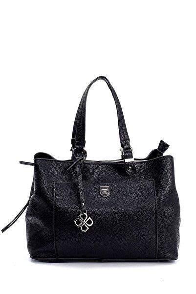 Derimod Kadın Siyah Casual Çanta