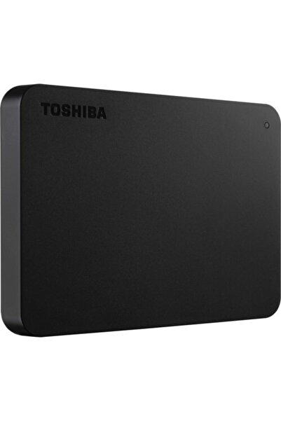 """Toshiba Canvio Basic 2TB 2.5"""" Siyah Taşınabilir Disk HDTB420EK3AA"""