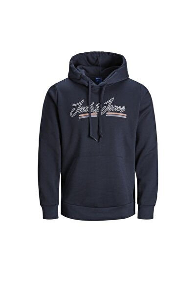 Jack & Jones Jack&jones Jorfranco Sweat Hood Erkek Sweatshirt