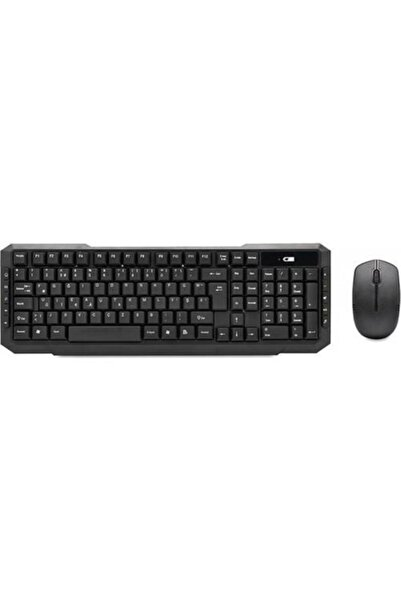 Everest Kablosuz F Multimedia Klavye Mouse Set Km-510
