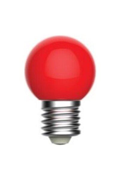 MAKEL 1w Kırmızı Led Gece Lambası Ampülü