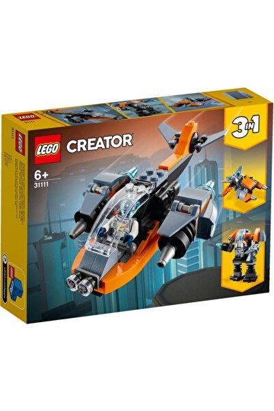 LEGO Creator 31111 Cyber Drone 3 In 1