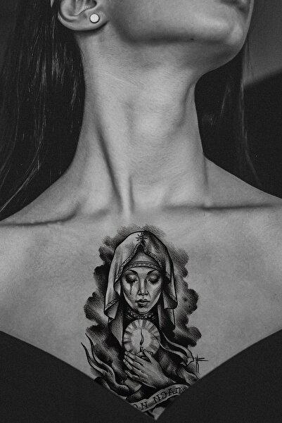 TAKIŞTIR Geçici Kadın Dövme Tattoo