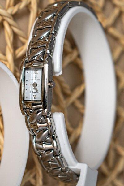 Revello Kadın İnce Model Gümüş Kol Saati