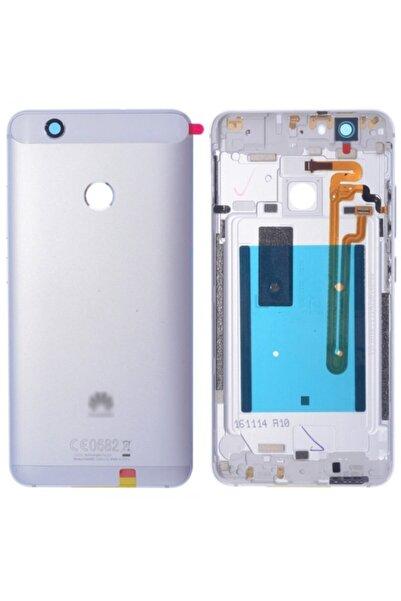 Master Cep Huawei Nova Arka Pil Kapak Kasa Full - Gümüş