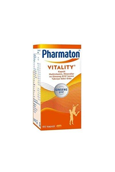 Pharmaton Vıtalıty Ginseng 30 Kp